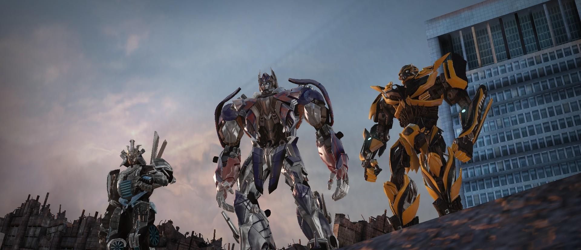 """Po """"Transformers 5"""" przyjdzie czas na animowany prequel"""