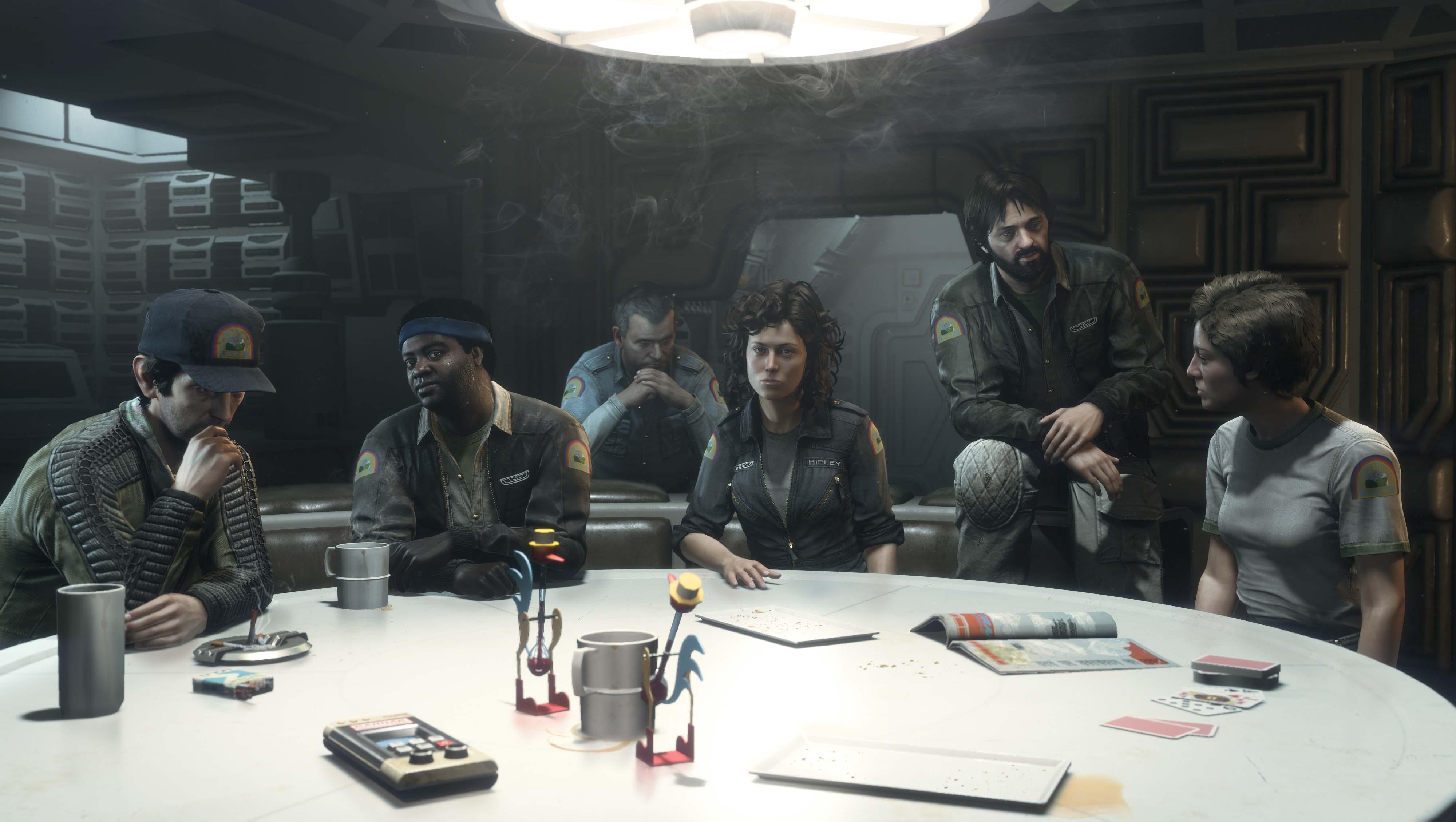Tego brakowało mi do szczęścia. Ellen Ripley w nowym Alien Isolation!