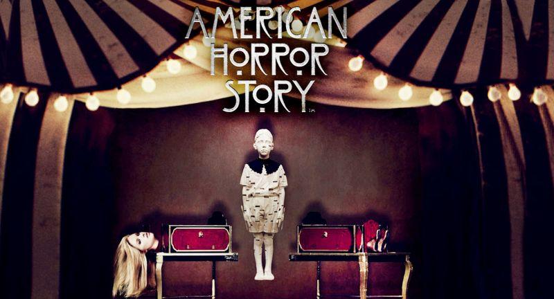 """""""American Horror Story: Freak Show"""" jednak nie zdetronizowało """"Asylum"""". Recenzja sPlay"""