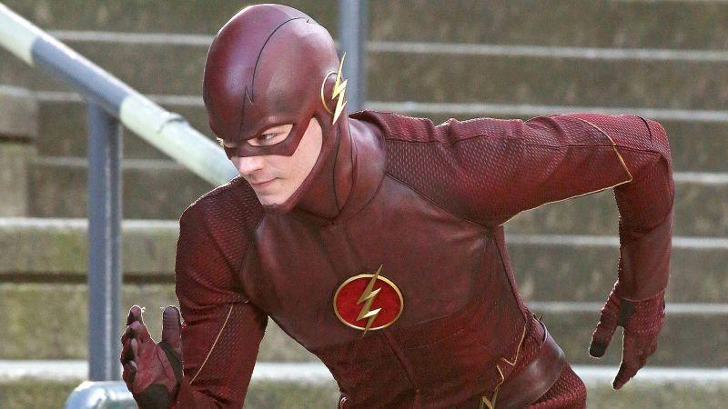 flash serial za kulisami