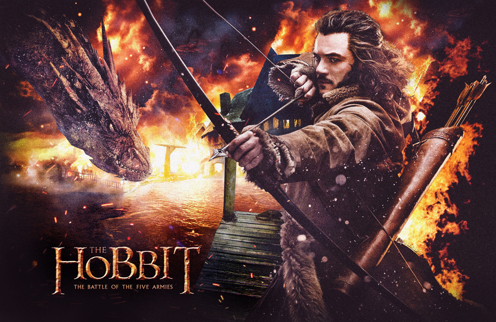 """Zwiastun """"Hobbit: Bitwa Pięciu Armii"""" jest już w Sieci!"""
