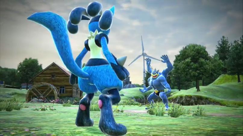 Pokemony dostaną swojego własnego Tekkena. Pokken Tournament nadchodzi!