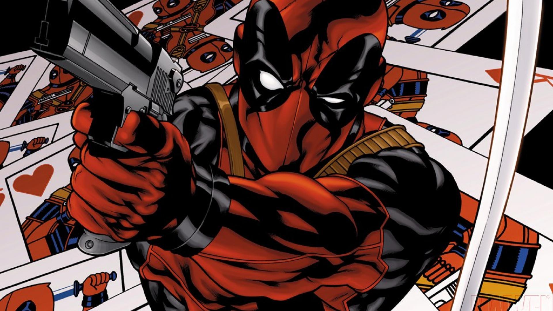 """Ryan Reyndolds i ja chcemy, żeby """"Deadpool"""" był filmem dla dorosłych"""