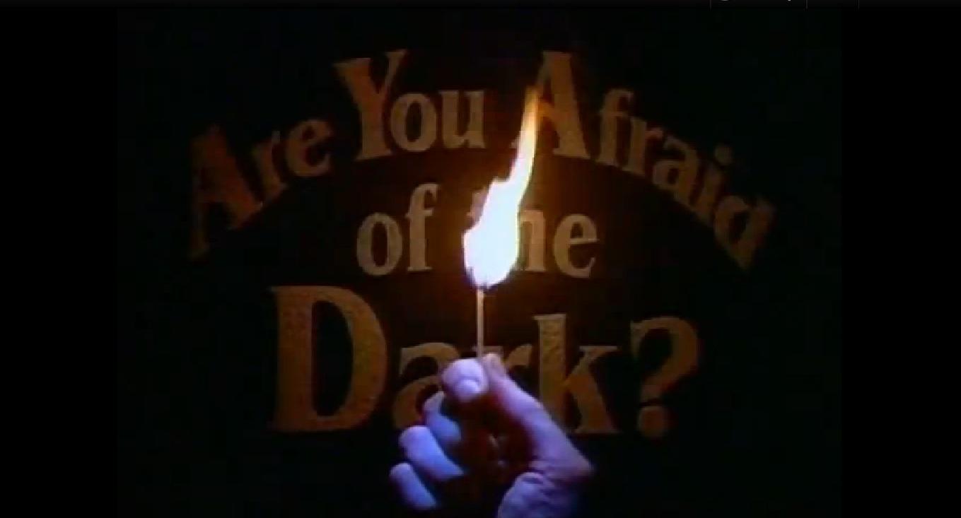 """""""Czy boisz się ciemności?"""" i """"Gęsia skórka"""" , czyli co nas straszyło w dzieciństwie"""