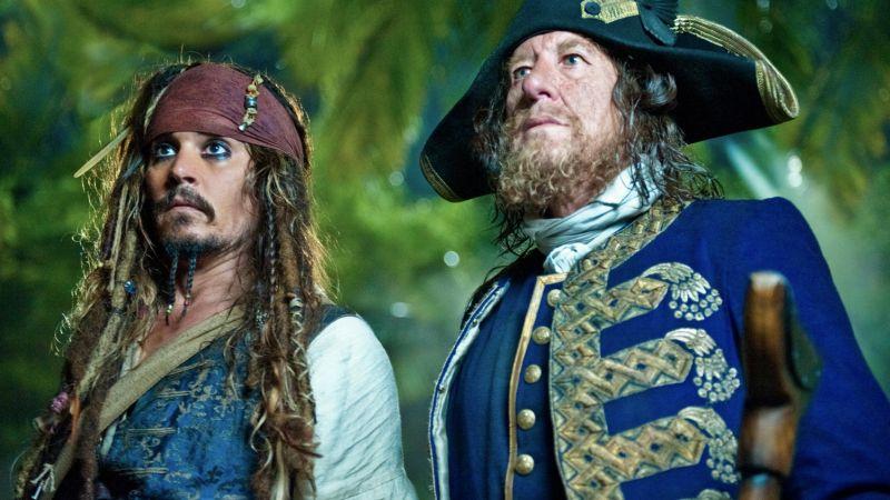 Javier Bardem piraci z karaibów 5 2017