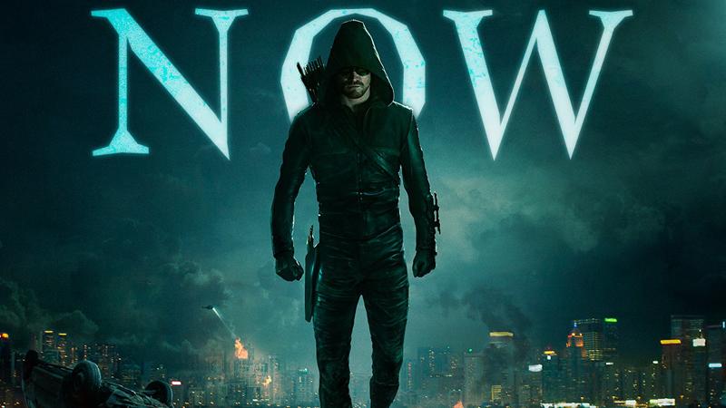 """""""Arrow"""" powrócił po przerwie. Co świetne, naprawdę bez głównego bohatera"""