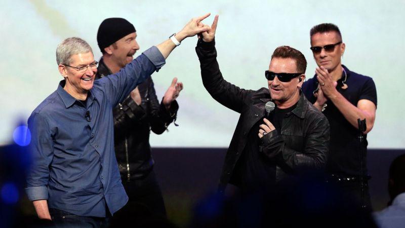"""Nowy teledysk U2 i… """"przeprosiny"""" od Bono"""