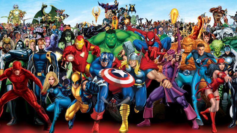 Superbohaterski rozkład jazdy na kolejne 6 lat. Kiedy i na co iść do kina?