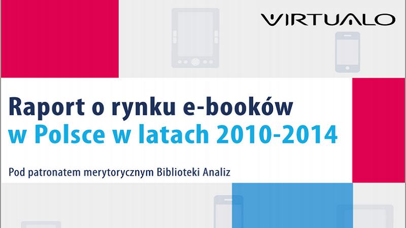 Ile powinna kosztować książka w wersji cyfrowej i jak promować e-czytelnictwo? Co wynika z raportu o rynku e-booków?