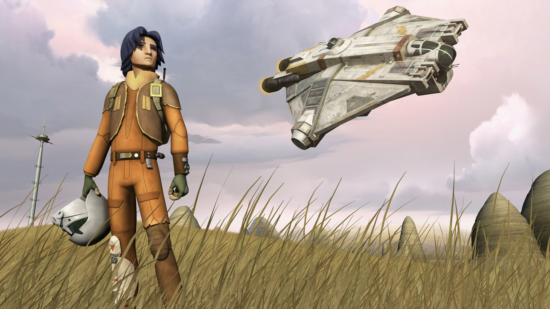 "W ""Star Wars Rebels"" od Disney'a zabrakło Mocy – recenzja sPlay"