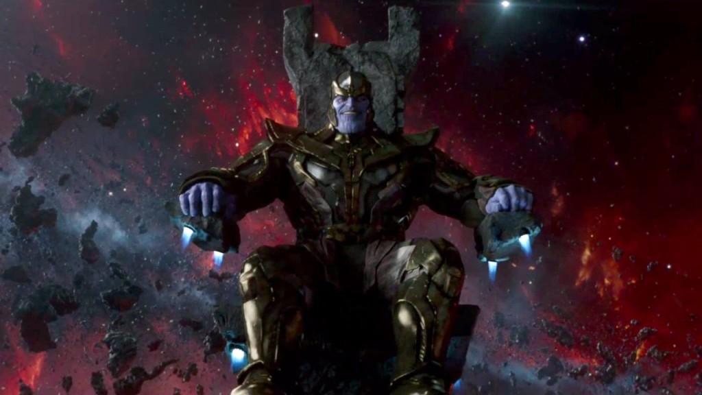 thanos avengers infinity war zwiastun