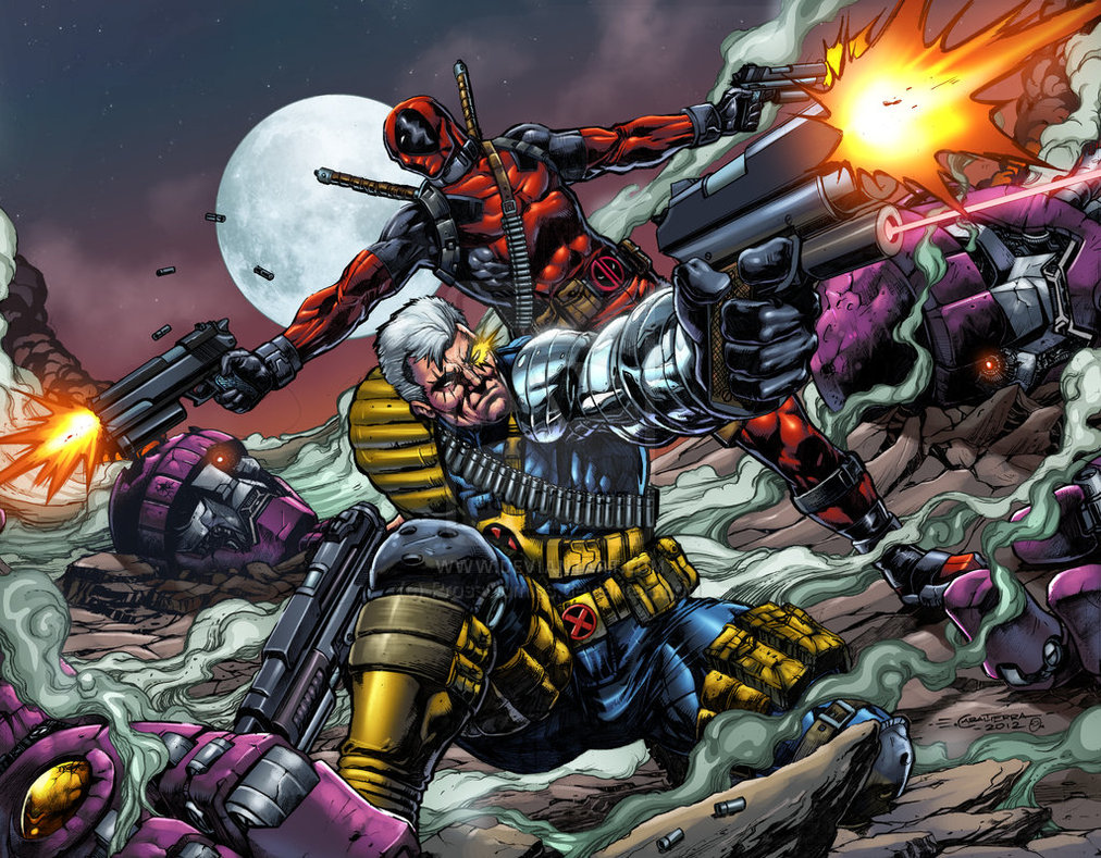 deadpool cable film
