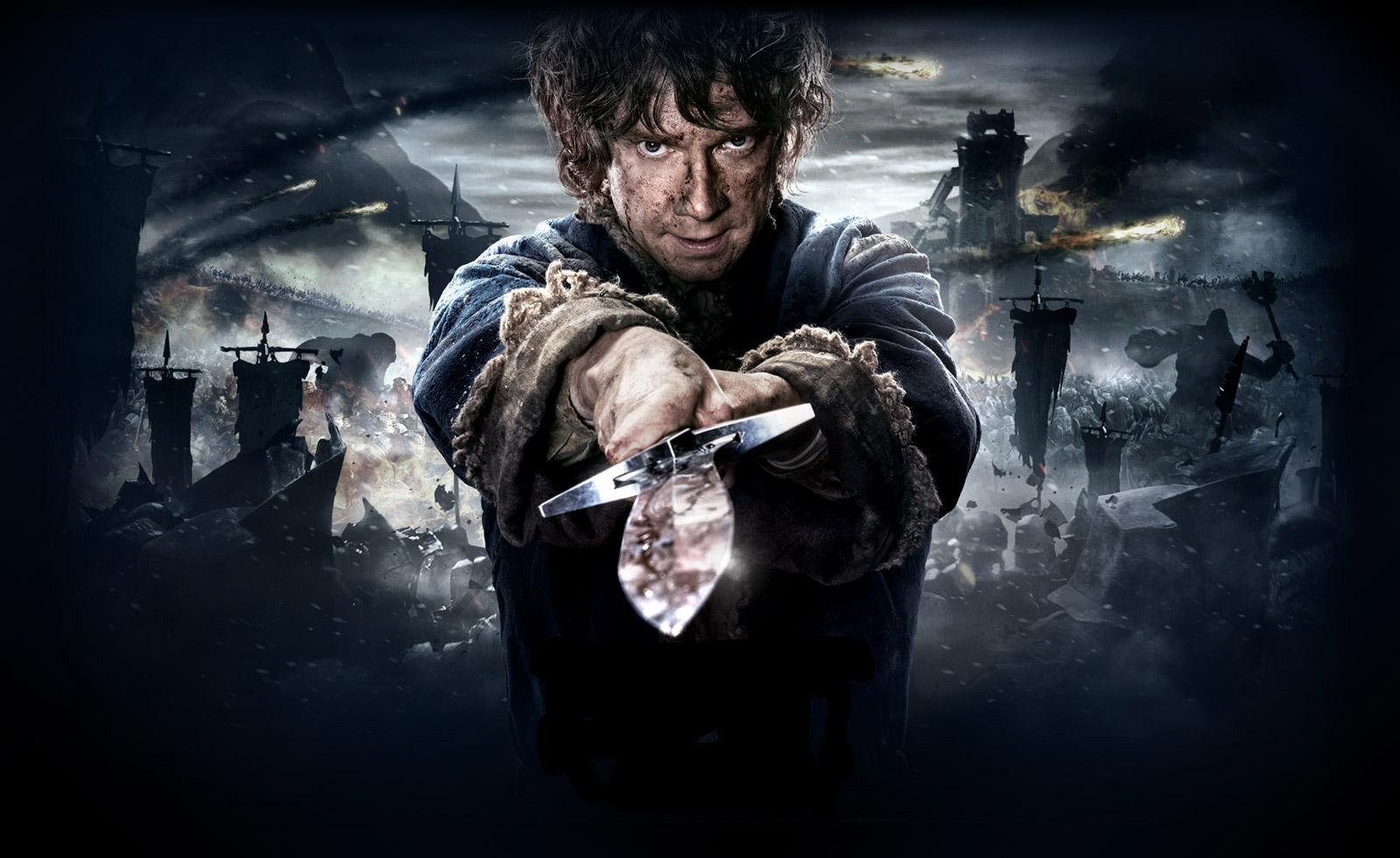 """""""Hobbit: Bitwa Pięciu Armii"""" to doskonałe zwieńczenie przygody Bilbo Bagginsa i jego kompanów. Recenzja sPlay"""