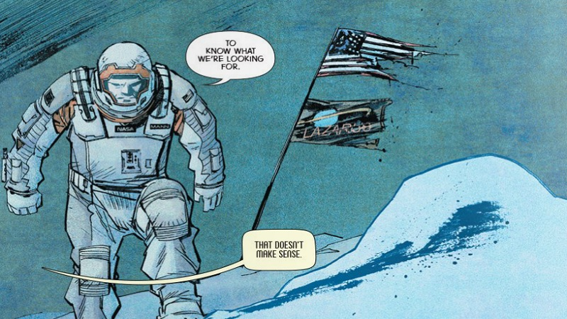 interstellar absolute zero komiks