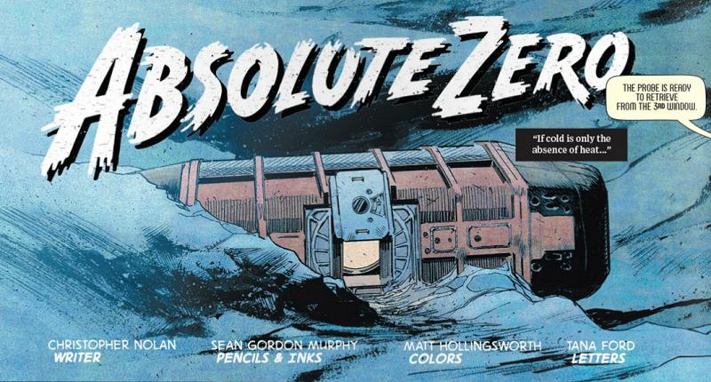 """Macie już dość """"Interstellar""""? Wytrzymajcie jeszcze chwilę i… przeczytajcie komiks!"""