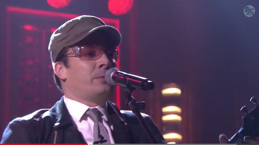 Jimmy Fallon śpiewa lepiej niż Bono?