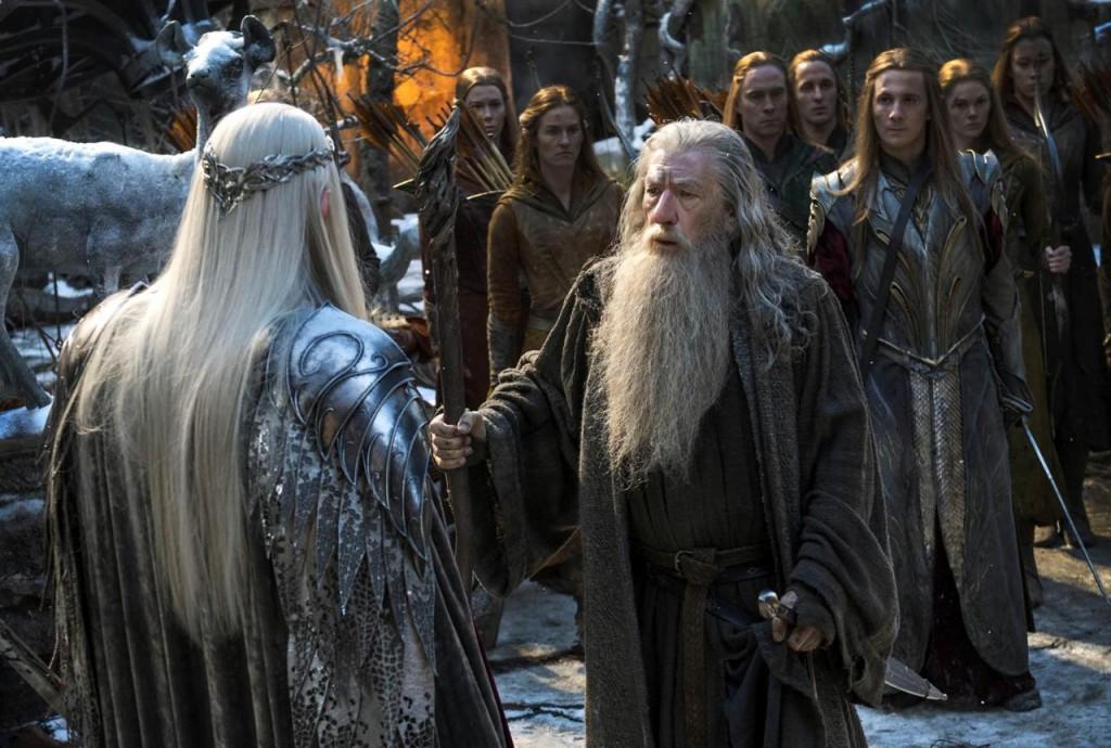 hobbit bitwa pięciu armii 1