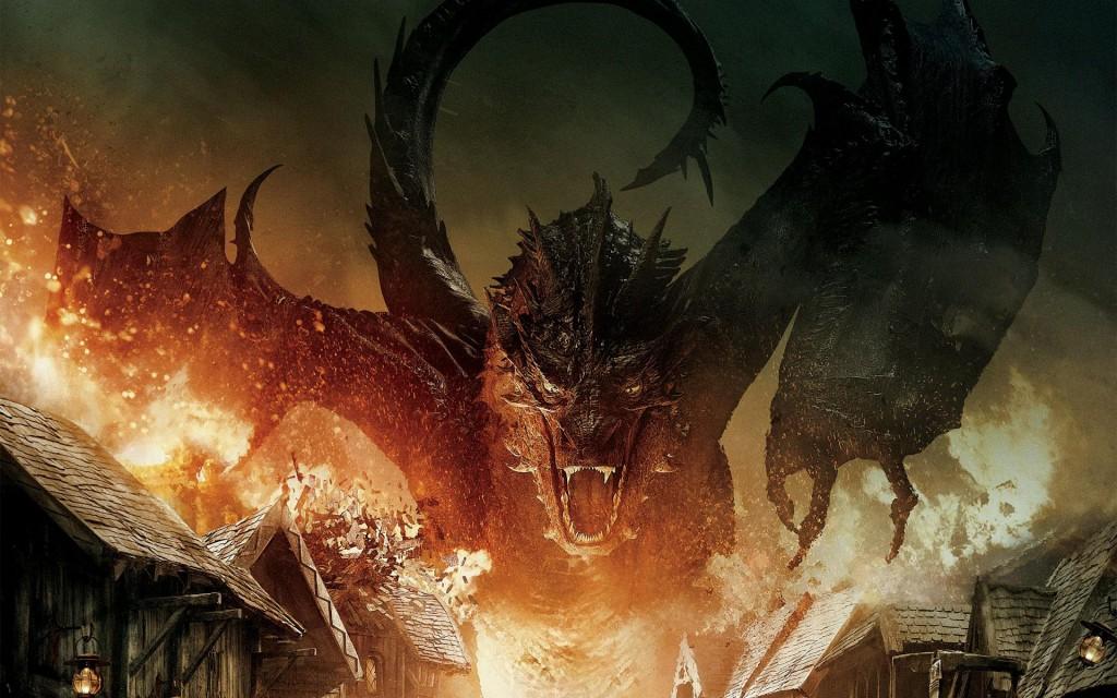 hobbit bitwa pieciu armii smaug