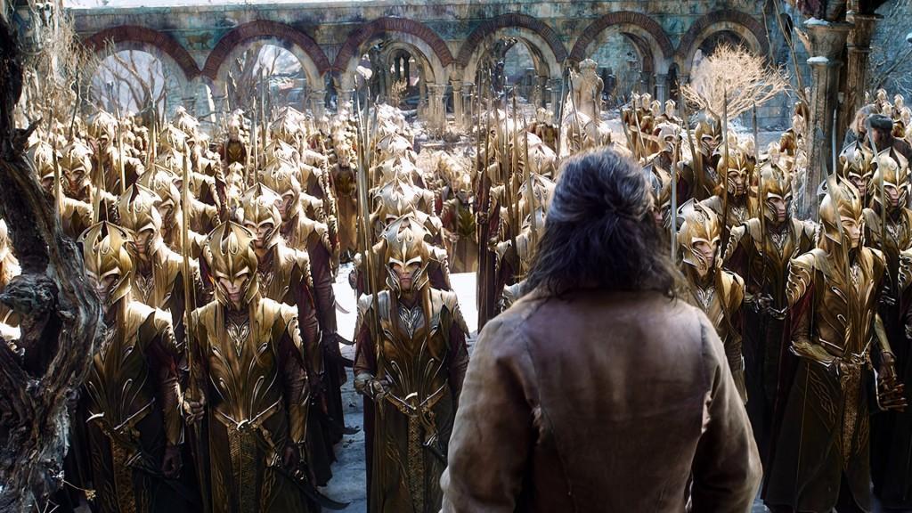 hobbit bitwa pieciu armii