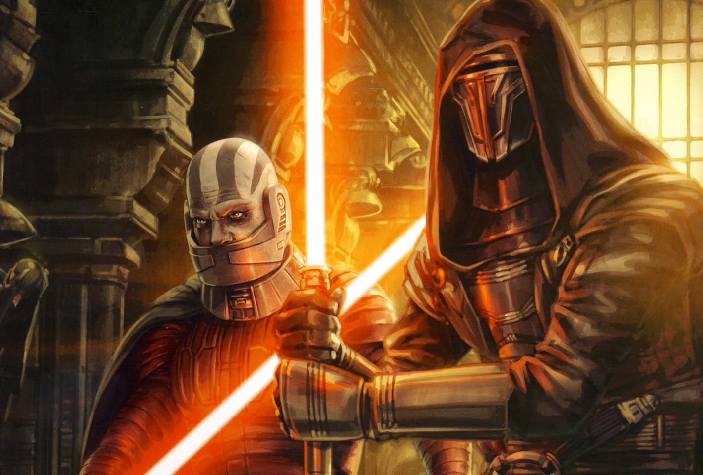 Moc jest z Androidem. Knights of the Old Republic nareszcie w Google Play