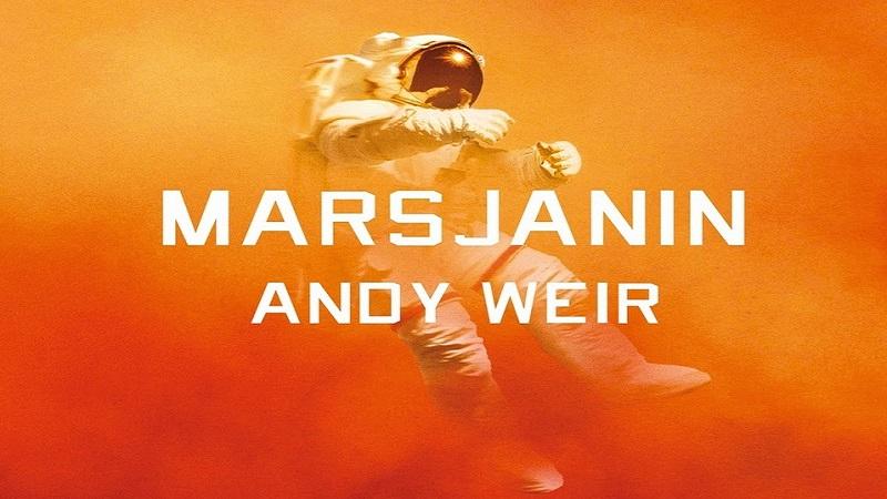 """Robinson na Marsie. """"Marsjanin"""", Andy Weir – recenzja sPlay"""
