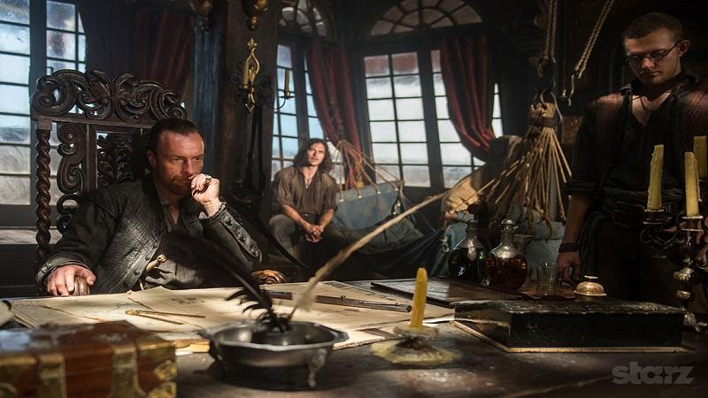 """""""Black Sails"""" wraca z drugim sezonem. Zapowiada się bardzo obiecująco"""