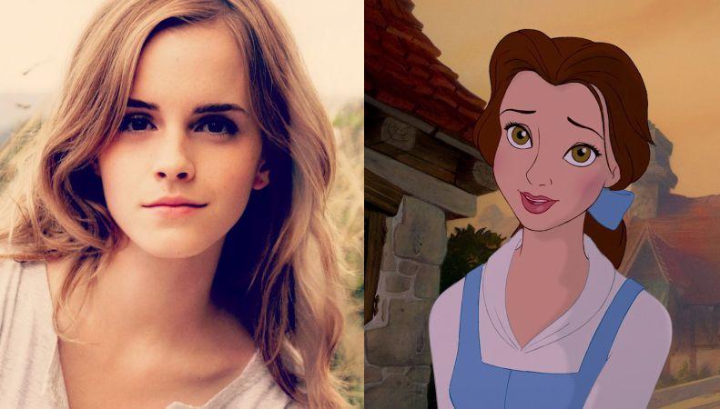 """Emma Watson zagra główną rolę w filmie live-action """"Piękna i bestia"""""""