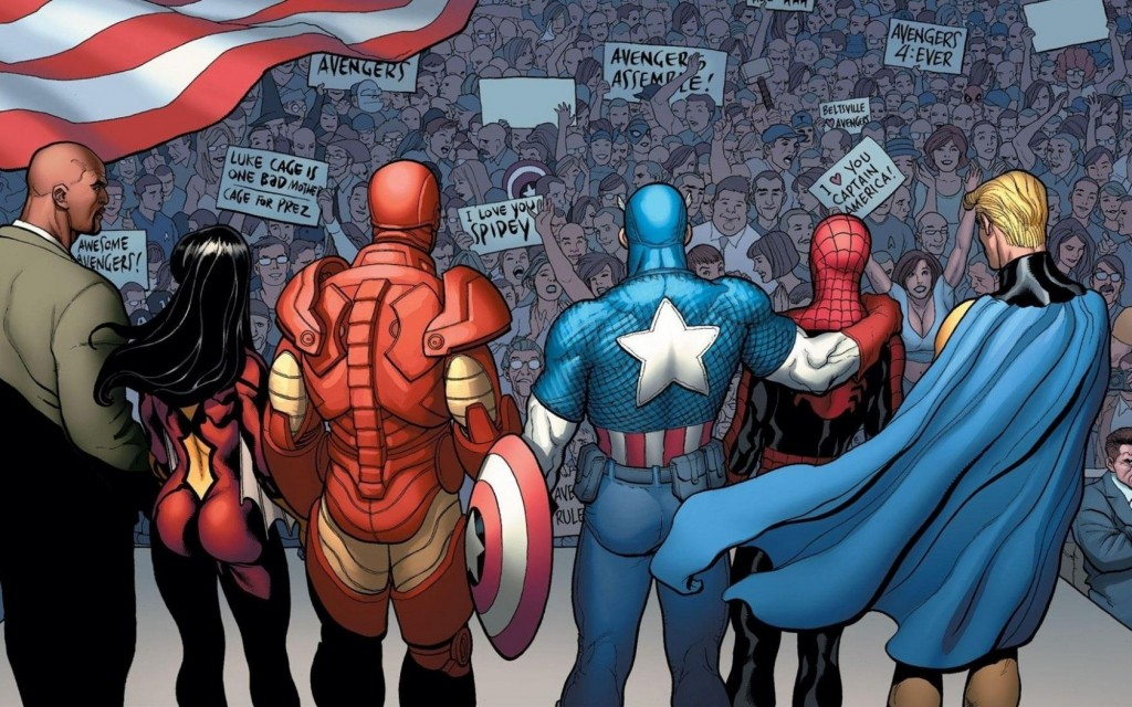 spider-man avengers 3