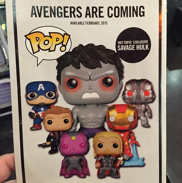 szary hulk avengers