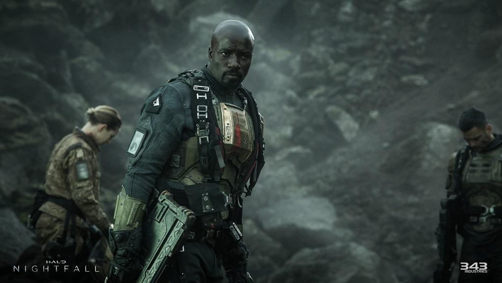 """Dzięki """"Halo: Nightfall"""" wierzę, że seriale na podstawie gier to przyszłość"""