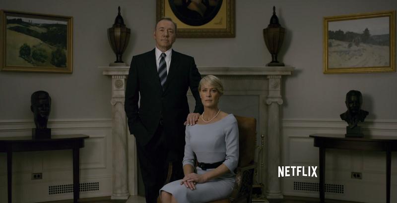 """Pełna wątpliwości Claire w nowym teaserze """"House of Cards"""""""