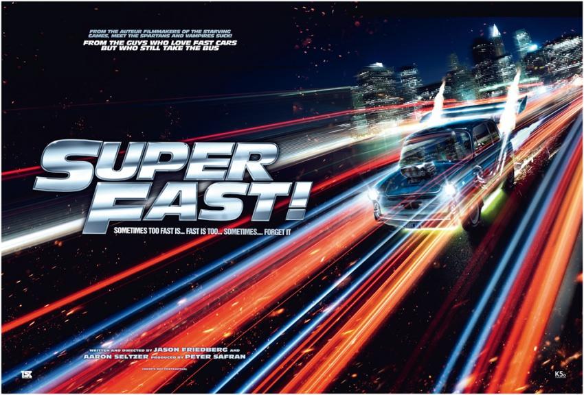 """""""Superfast"""" – Szybcy i Wściekli doczekali się parodii. Obejrzę ją chętniej niż 7 część serii"""