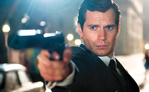 "Zobacz trailer filmu Guya Ritchiego, ""The Man From U.N.C.L.E."""