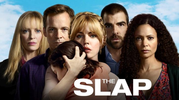 """Gwiazdorska obsada na małym ekranie. """"The Slap"""" – recenzja sPlay"""