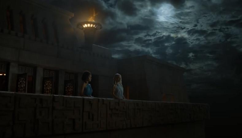 """Zobacz usunięte sceny z 4 sezonu """"Gry o tron"""""""