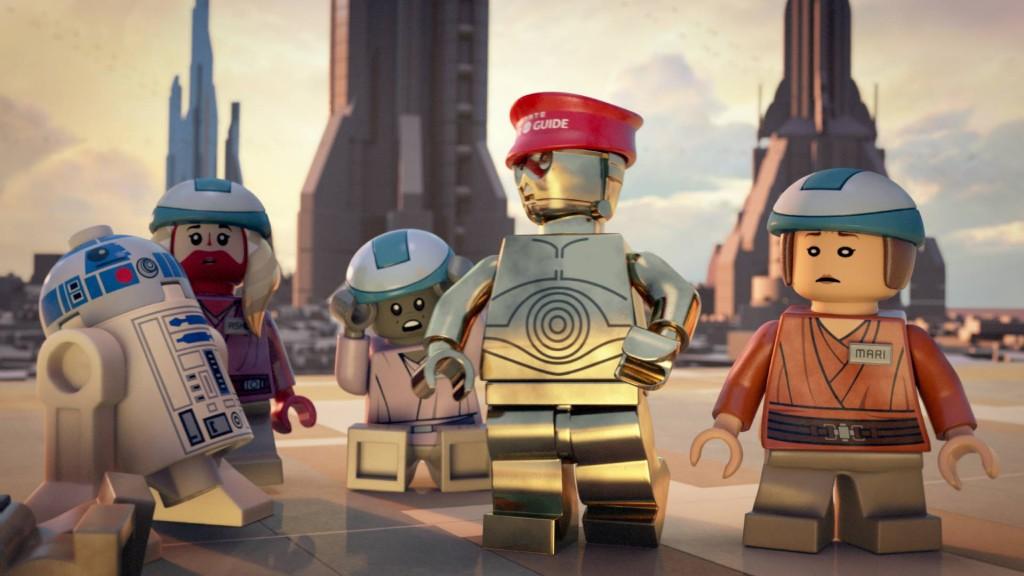 LEGO Star Wars: Droid Tales 2