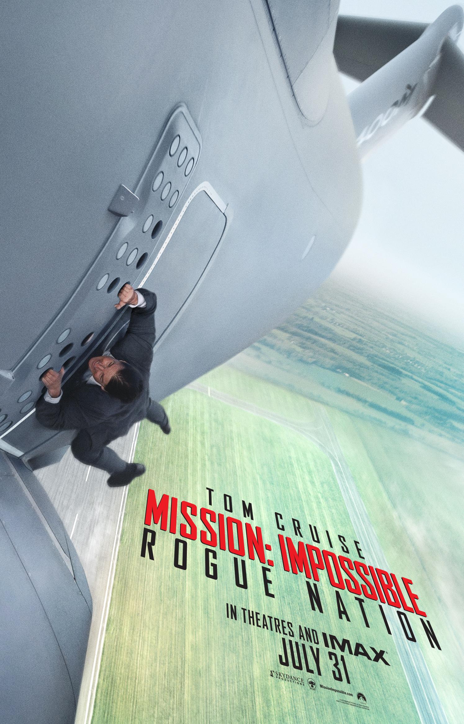 """Już jest! Trailer """"Mission: Impossible 5"""" wylądował w Sieci"""
