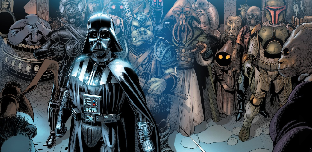 Na to czekałem! Komiksy Star Wars nareszcie w Marvel Unlimited