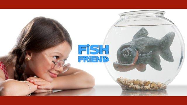 """""""Fish Friend"""" to świetna, darmowa animacja na YouTube której nie powstydziłby się Tim Burton"""