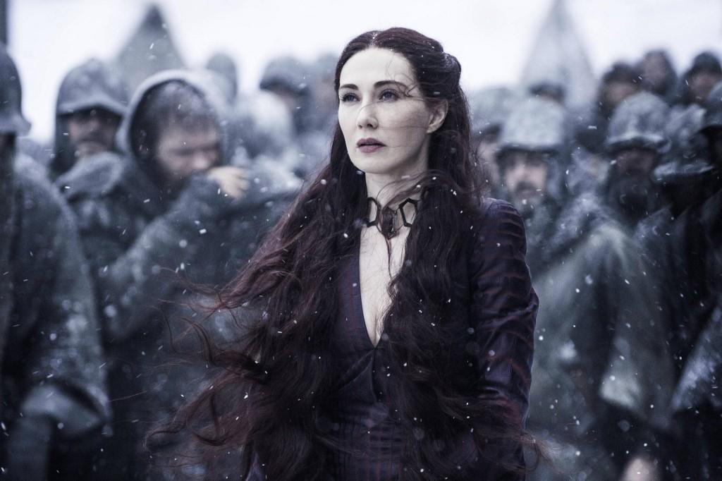 Carice van Houten jako Melisandre – zdjęcie: Helen Sloan/HBO