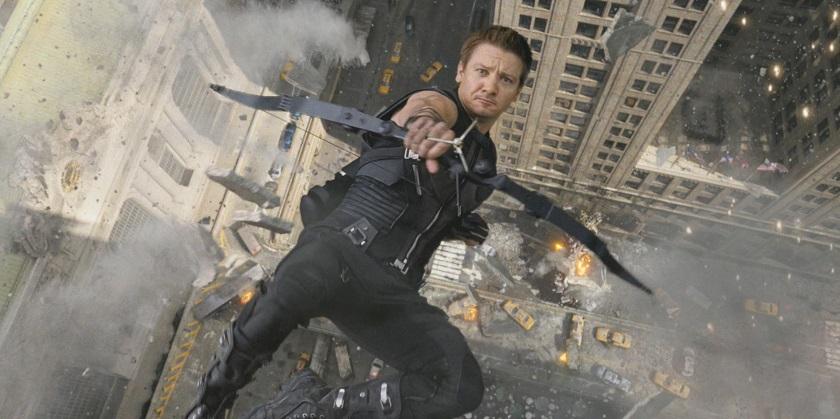 "Hawkeye kolejnym bohaterem ""Captain America: Civil War"""