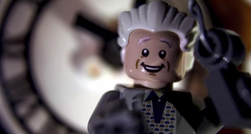 """""""Powrót do przyszłości"""" w wersji LEGO? To mogłoby się udać!"""