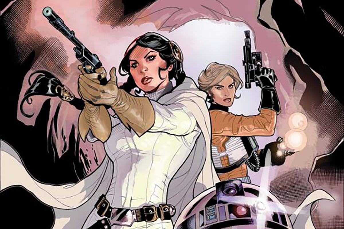 """""""Princess Leia"""" – najnowsza księżniczka Disney'a debiutuje w """"kobiecym"""" komiksie"""