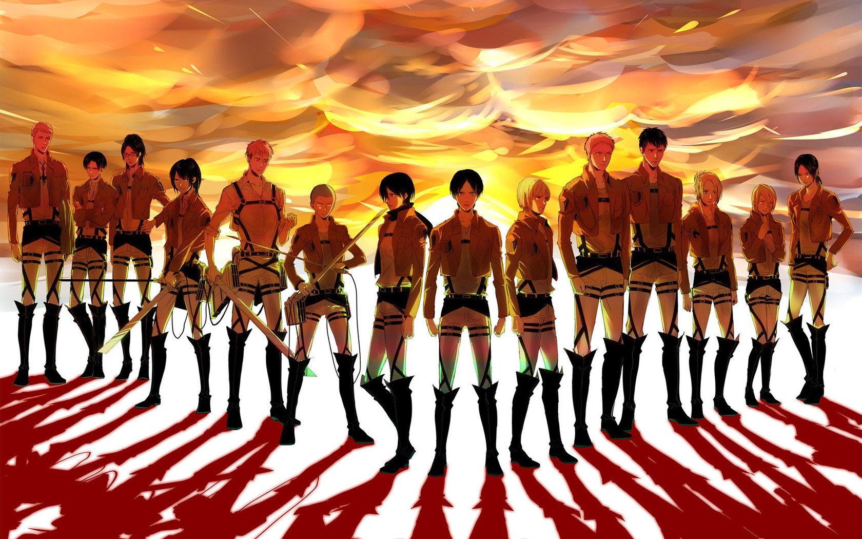AOT 2 Attaque des Titans 2 blog gaming ciné série Lageekroom