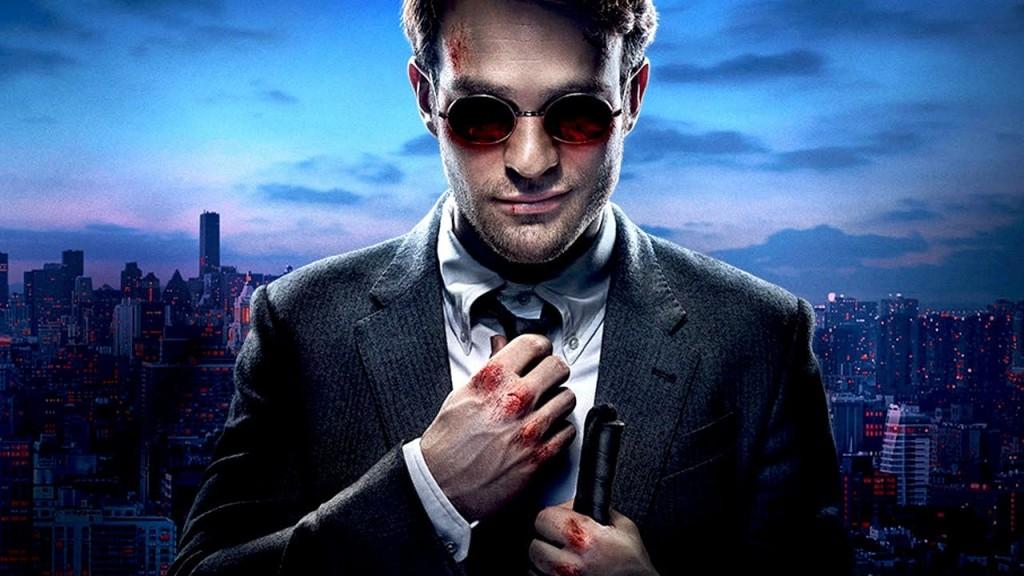 Najwyżej oceniane Netflix Originals: daredevil