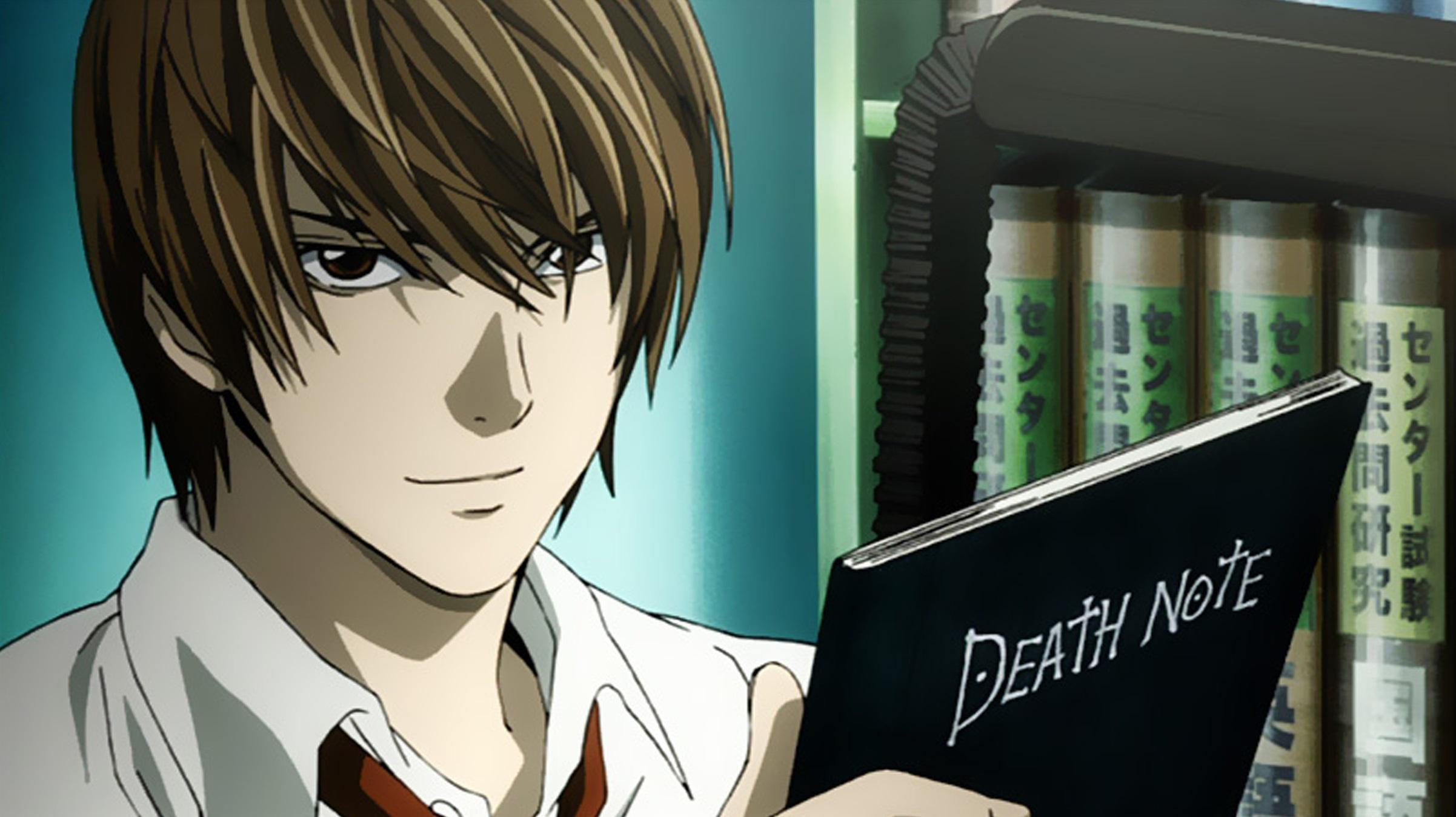 Death Note już w Netfliksie. Od dziś obejrzysz kultowe anime w serwisie
