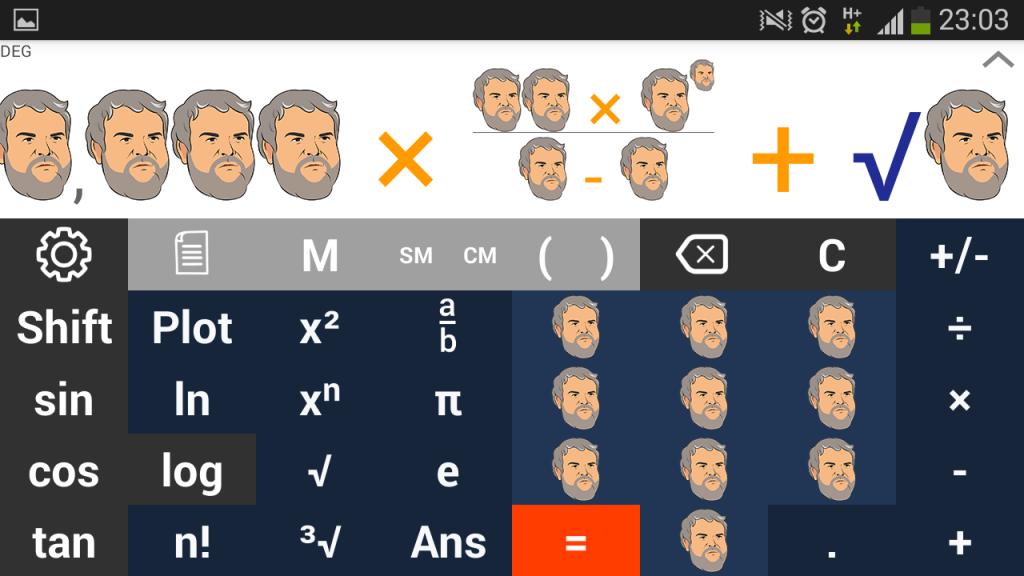 hodor calculator 3