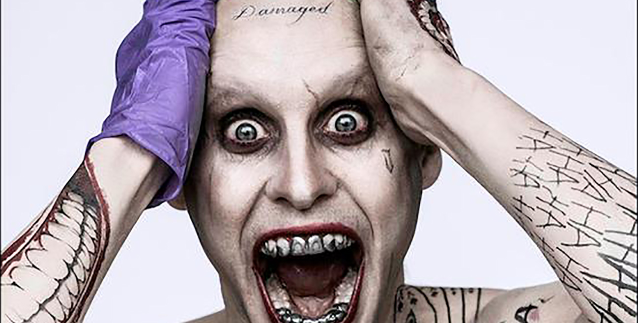 Oto nowy Joker. Kreacja Jareda Leto wywołała lawinę żartów