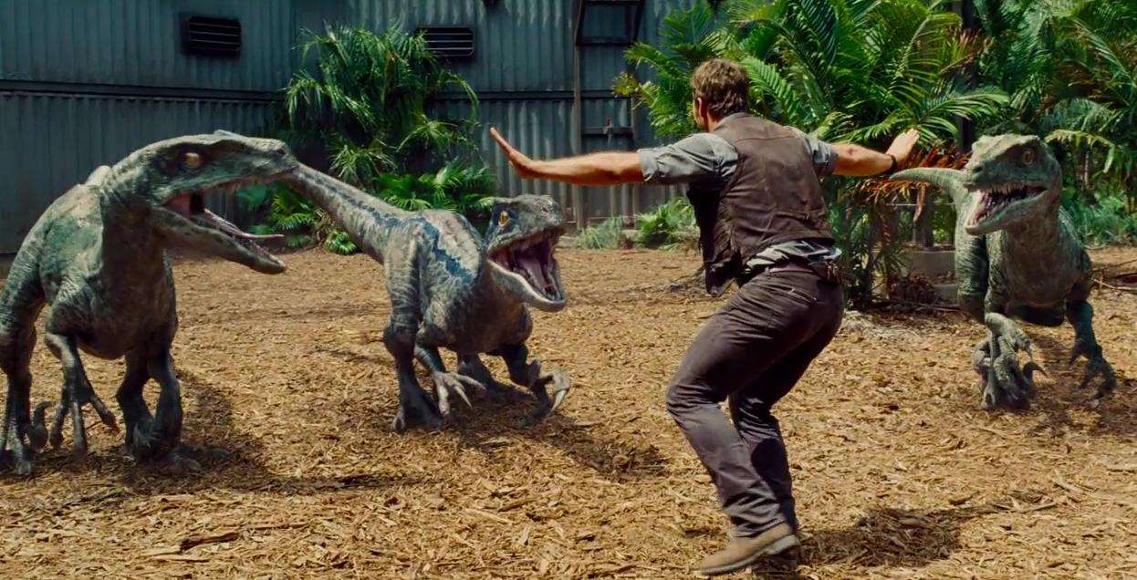 """Nowy zwiastun """"Jurassic World"""" kupił mnie i przekonał do wizyty w kinie"""