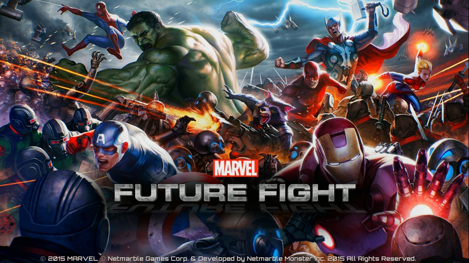 """MARVEL Future Fight"" to najlepsza darmowa gra dla Androida i iOS z super-bohaterami"